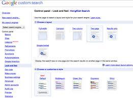 wordpress search layout installing google custom search engine cse on wordpress site