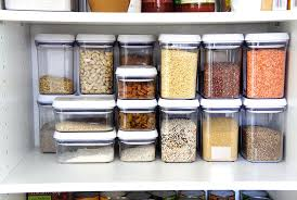 pantry organization ideas real simple