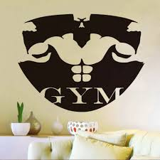 Wall Art Stickers by Compare Prices On Wall Art Sticker Gym Online Shopping Buy Low