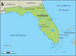 Map Of West Coast Isimsiz U2014 Florida Map