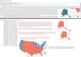 Blank Electoral Map by Alternate Electoral Maps Page 433 Alternate History Discussion