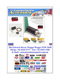 fuel pump gosscatalogue fuel injection v8 engine