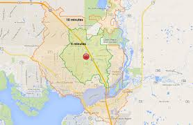 Map Of Port Charlotte Florida by Port Charlotte Fl Peachland Promenade Retail Space Inventrust