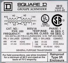 square d transformer wiring diagram u0026 sq d transformer wiring