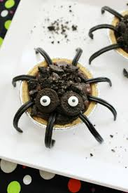 chocolate oreo spider pies life love liz