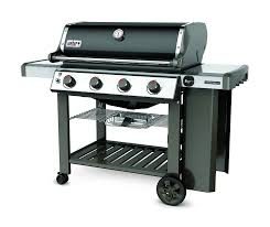 amazon com weber 62010001 genesis ii e 410 liquid propane grill