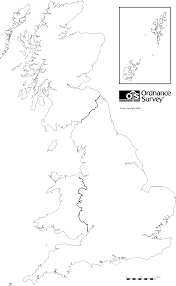 Blank Map Of France by Free Downloadable Gb Maps From Ordnance Survey