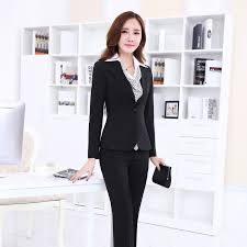 ladies pant suits for women business suits formal office suits