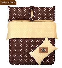 Yellow Polka Dot Duvet Cover Bedding Set White Picture More Detailed Picture About 12 Types