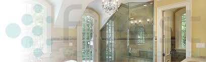 Glass Shower Doors San Diego Custom Shower Enclosures Tub Frameless Glass Door Install San Diego