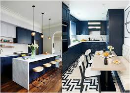 cuisine blanche et bleue déco cuisine bleu gris 82 poitiers 30091714 blanc inoui