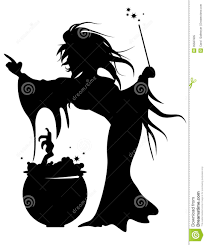 happy halloween free clip art halloween witch and cauldron silhouette pictures clipart gif