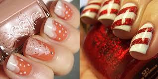 15 simple u0026 easy christmas nail art designs u0026 ideas 2012 for