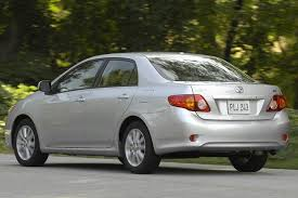 09 toyota corolla le 2009 toyota corolla used car review autotrader