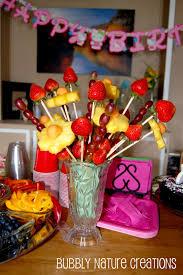 fruit arrangements diy tuesday tutorial diy fruit arrangement sprinkle some