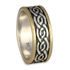 celtic wedding ring celtic wedding rings designer artisanal celtic wedding bands by