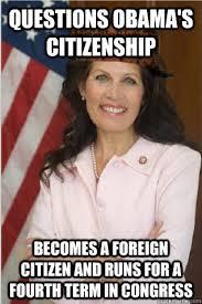Michele Bachmann Meme - scumbag michele bachmann memes quickmeme