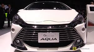 toyota car models 2016 toyota aqua g sports exterior and interior walkaround
