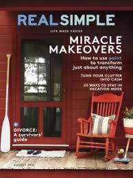 real simple magazine covers real real simple magazine august 2016 edition texture unlimited