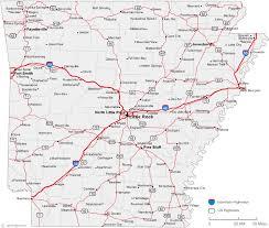 me a map of arkansas map of arkansas cities arkansas road map