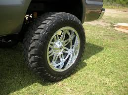 Best Choice 33x13 50x20 Tires 20x14 Fuel Hostage Page 2 F150online Forums