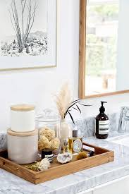 bathroom countertop decorating ideas how to decorate like an in the bathroom simply grove