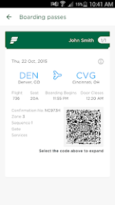 frontier baggage fees frontier airlines android apps on google play