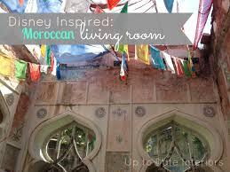 disney inspired moroccan living room inspiration