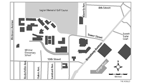 Wsu Map Evcc And Wsu Lead To Brighter Future For North Broadway
