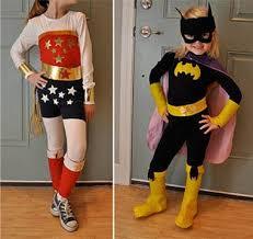 Batgirl Halloween Costumes 10 Easy Diy Halloween Costumes Kids Batgirl Costume Batgirl