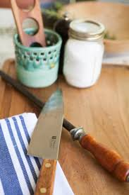 how to care for a carbon steel knife kitchn