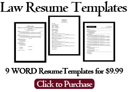 Resume Template For Lawyers Resume Why Why