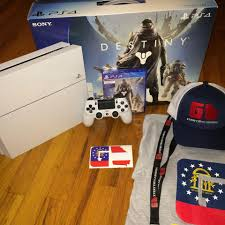 white ps4 giveaway for thanksgiving gafollowers