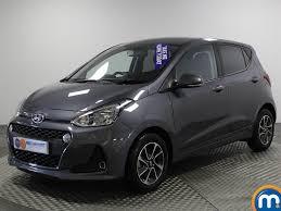 hyundai small car used hyundai i10 grey for sale motors co uk