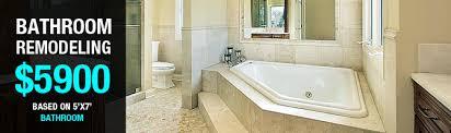 How Much Is A Bathroom Remodel Appliance Enterprise Kitchen U0026 Bath Bathroom Remodeling