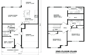 two house blueprints two floor house blueprints small houses two floors floor modern