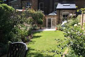 North Facing Backyard Victorian North Facing Garden Garden Design London Catherine
