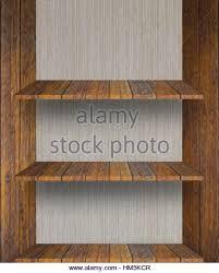 Bookshelves On The Wall Empty Living Room Bookshelf Stock Photos U0026 Empty Living Room