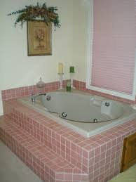 retro pink bathroom ideas remodelaholic elegant vintage master bathroom makeover part 40