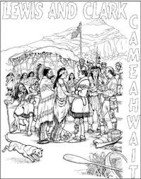 Sacagawea Worksheets The Most Incredible As Well As Beautiful Lewis And Clark Coloring