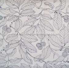 Leaf Curtains Ikea Bird And Leaf Print Ikea Fabric For Curtains Megancolby House
