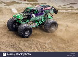 New Orleans La Usa 20th Feb 2016 Grave Digger Monster Truck