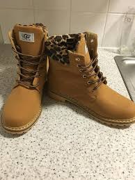 womens boots like uggs timberland boots for leopard with simple trend in south