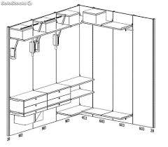 armadio angolare misure cabina armadio angolare berloni prodotti italia