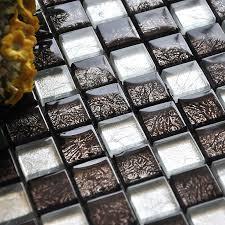 Kitchen Backsplash Tile Stickers Glass Mosaic Tiles Melted Backsplash Tile Bathroom