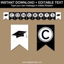 ideas for college graduation party college graduation banner party decorations bunting banner