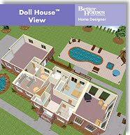 Home And Garden Kitchen Design Software Better Homes And Gardens Home Designer Suite 6 By Chief Architect