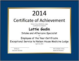 employee certificates templates expin franklinfire co