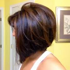 Bob Frisuren Concave by Concave Bob Hairstyle With Subtle Highlights Hairstyles
