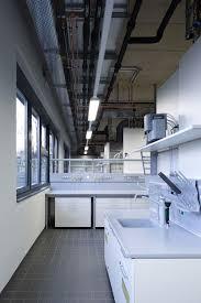 design aachen ksg adds textured walls to chemistry lab in aachen